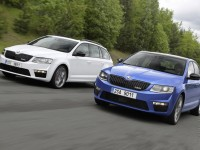 Skoda Octavia Combi RS A7 2013 photo
