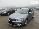 Skoda Octavia A7 Combi                               1.6 TDI CR Executive