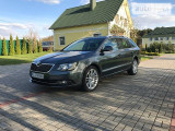 Skoda Superb ELEGANCE                                            2015