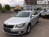 Skoda Superb 2.0 TDI  125kWt                                            2013